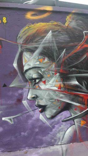 אומנות רחוב וגרפיטי בפראג