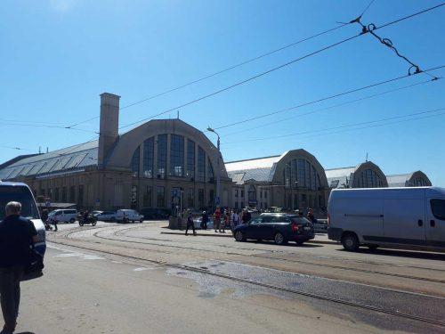 השוק בריגה
