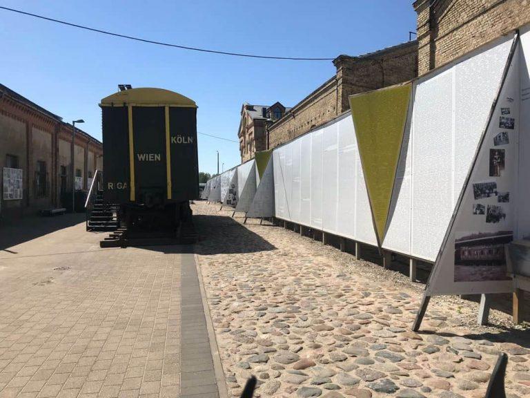 מוזאון השואה בריגה
