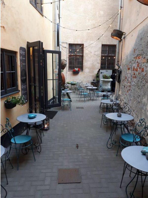 בית קפה בריגה