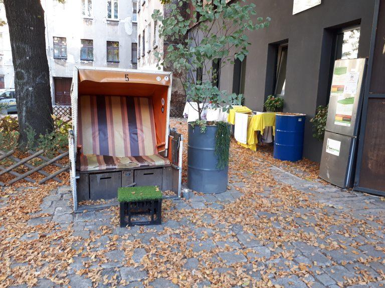 וורוצלב פולין אומנות רחוב וגריפיטי