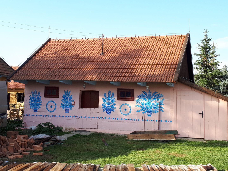 זליפה פולין הכפר המצוייר