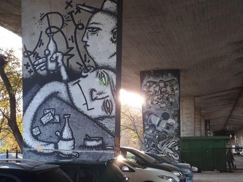 אומנות רחוב וגרפיטי בוורשה