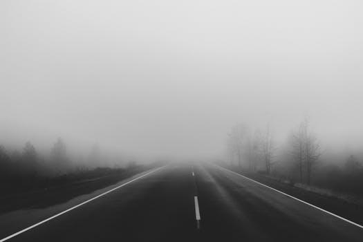 נסיעה בתוך ענן