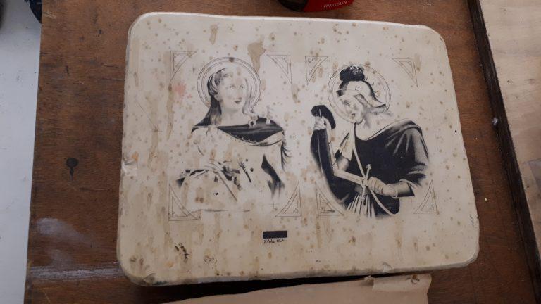 סדנת ההדפס על שם גוטסמן - כברי, סיור בלוגריות