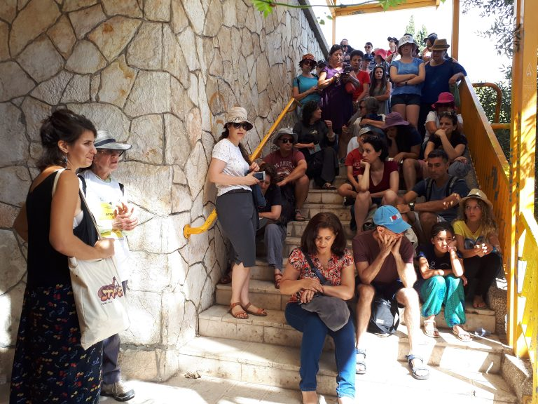 גרפיטי ואומנות רחוב בחיפה