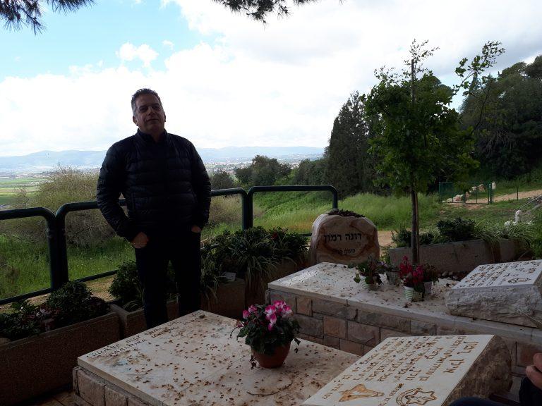 קבר אילן רמון