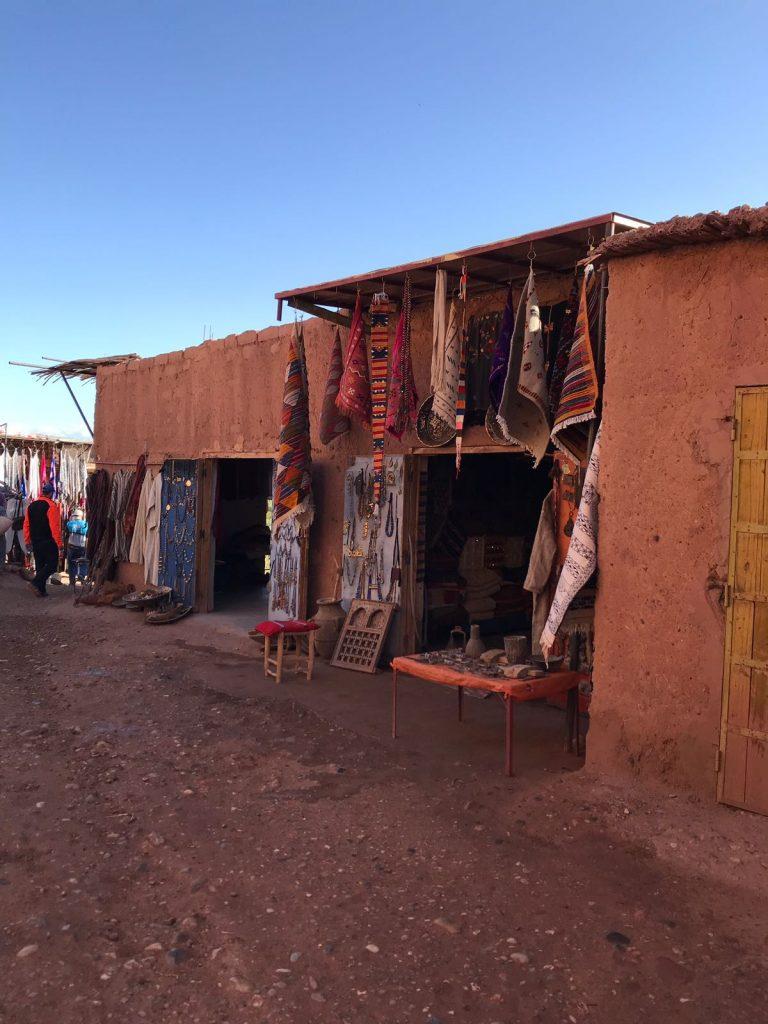 טיול במדבר במרוקו