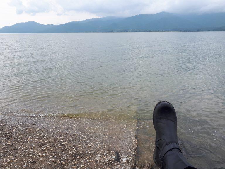 אגם קרקיני יוון