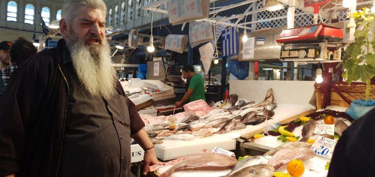 השוק באתונה