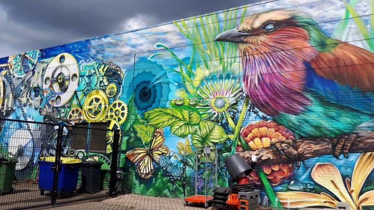 גרפיטי ואומנות רחוב