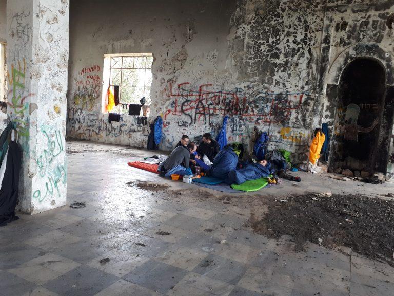 המסגד בחושניה