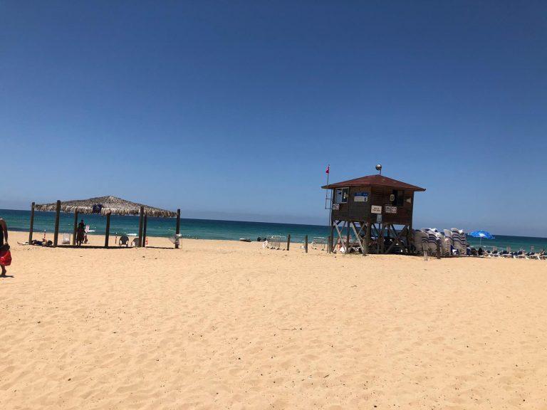 רצועת החוף בגליל המערבי - חוף אכזיב