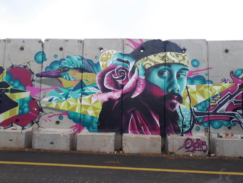 החומה בשתולה