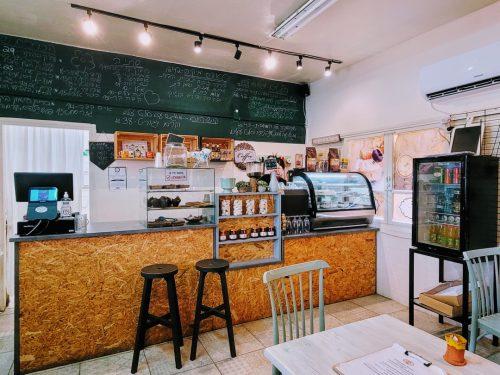 בית קפה מיקה קיבוץ אילון