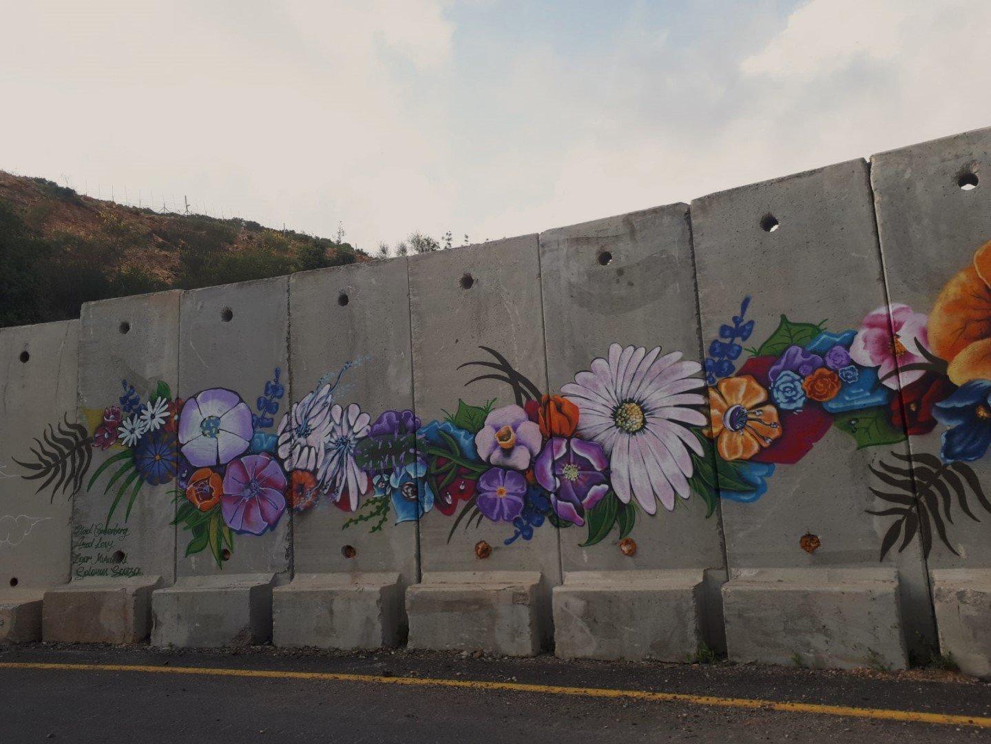החומה בשתולה בגליל המערבי