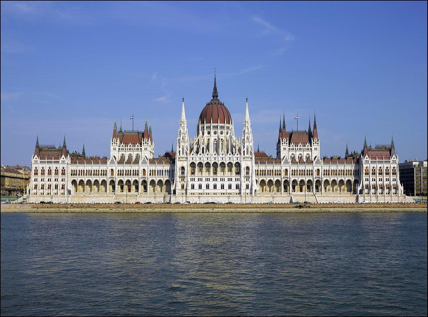בניים הפרלמנט בודפשט
