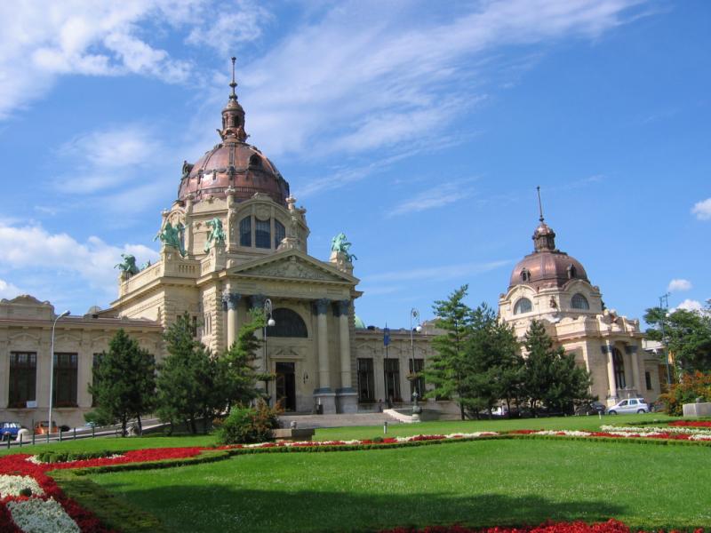 פארק בבודפשט