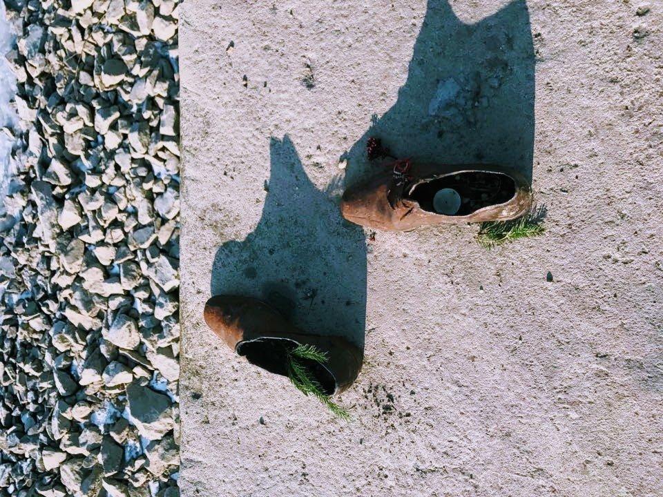 אנדרטת הנעלים בודפשט