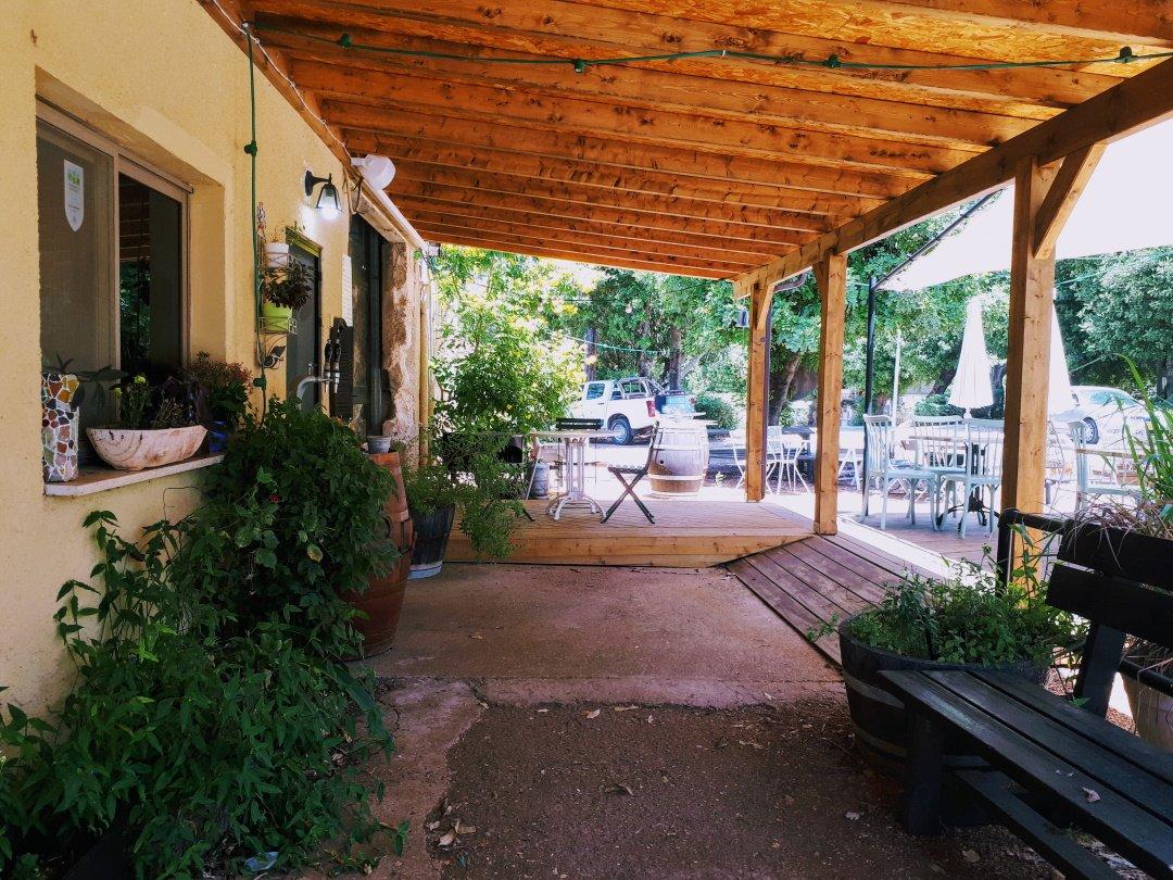 מיקה בית קפה באיילון
