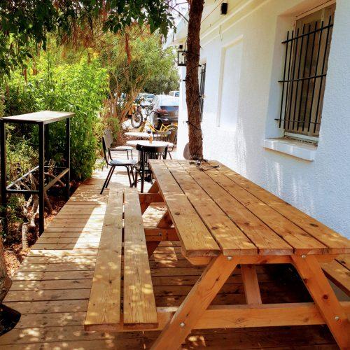 בית קפה וחנות בגליל המערבי