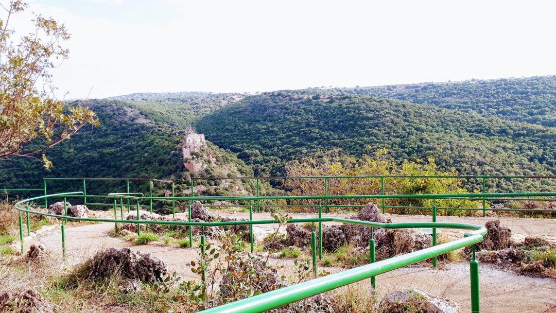 פארק גורן מסלול