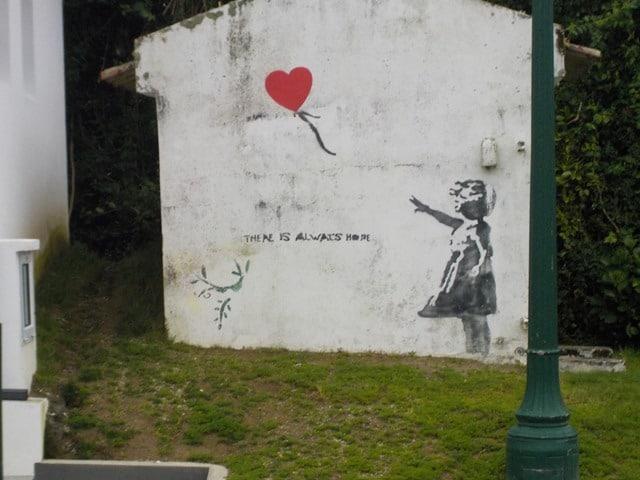 אומנות רחוב באיים האזוריים