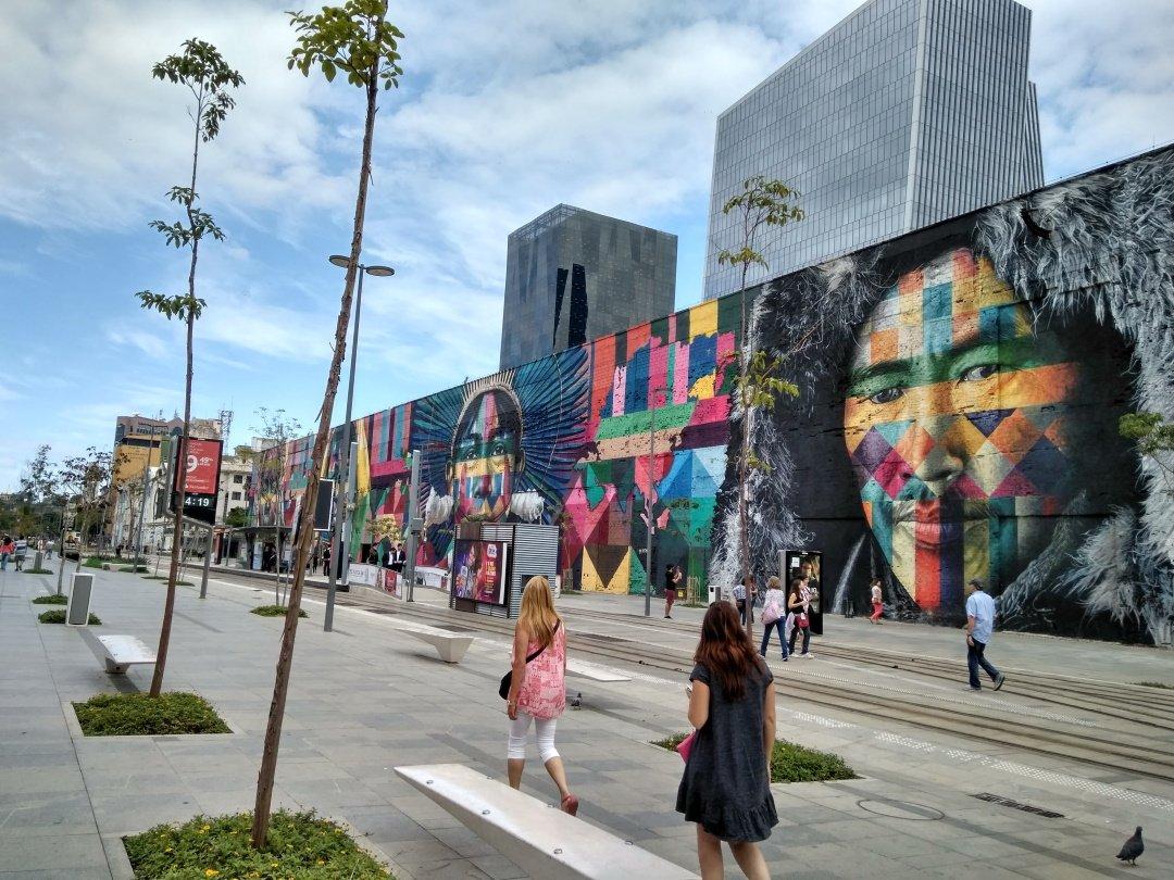 אומנות בברזיל