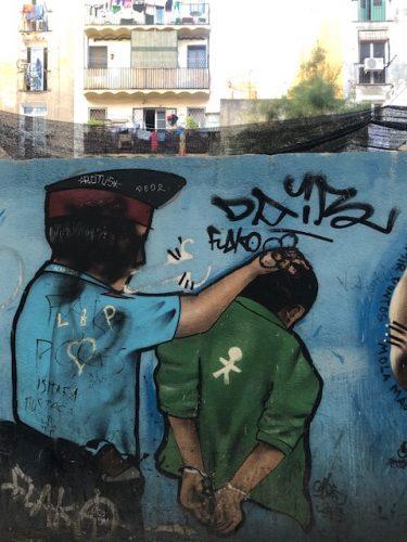 אומנות רחוב בברצונה
