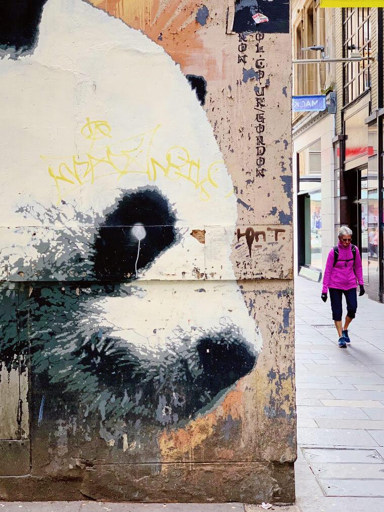 אומנות רחוב גלאזגו