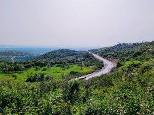 הרי המנשה ועמק חפר - טיול בקציר