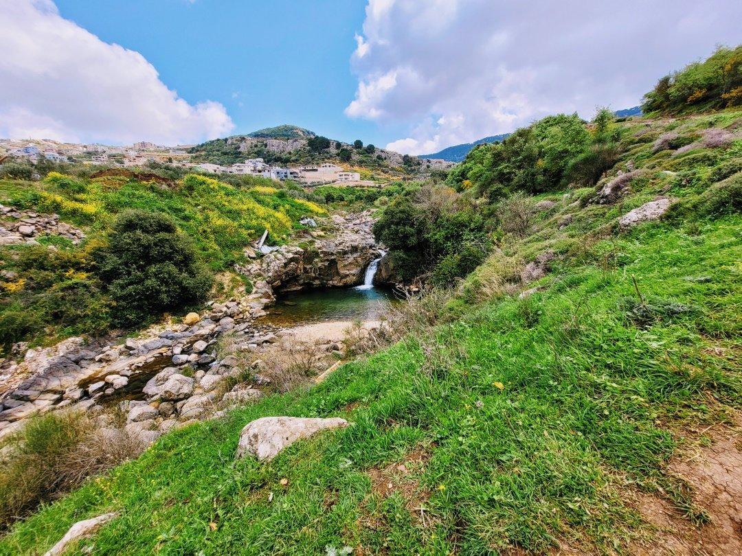 צפון הגולן והגליל העליון