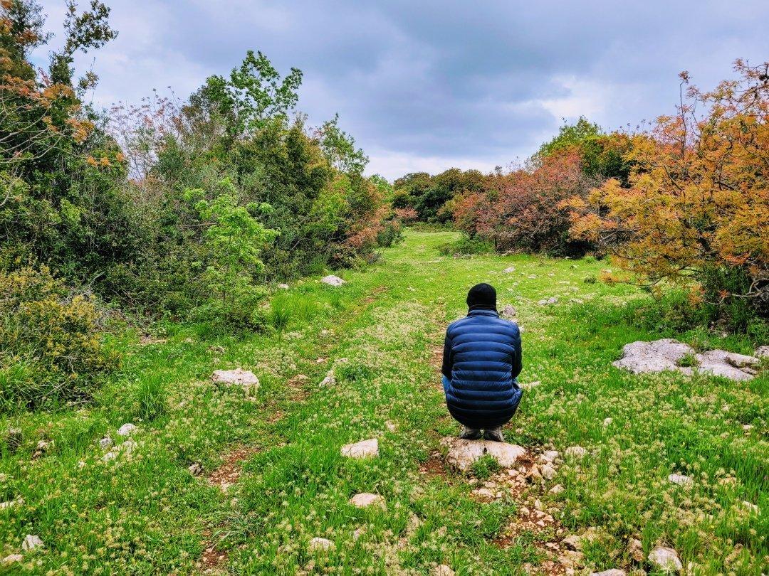 טיול באזור חרשים