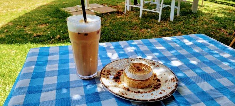 בית קפה שרונה