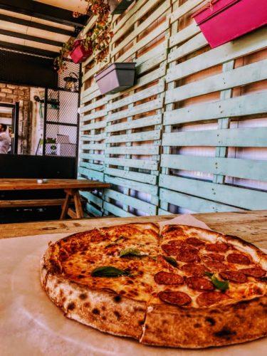 פיצה פפינו בגולן