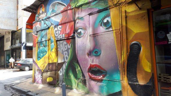 """על טעמים ומחאות – סיור """"גרפודיז"""" באתונה"""