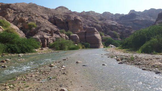 טיולי  מים ונחלים בירדן – השכנה ממול
