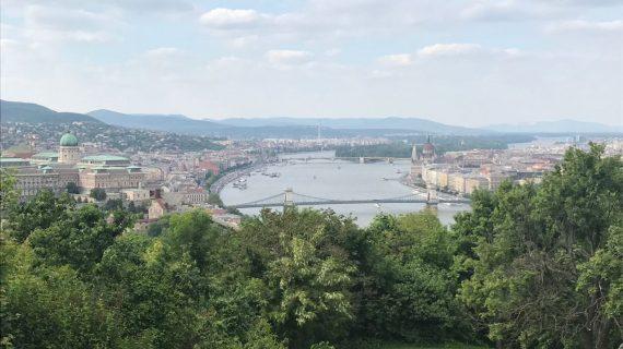 לינה בבודפשט