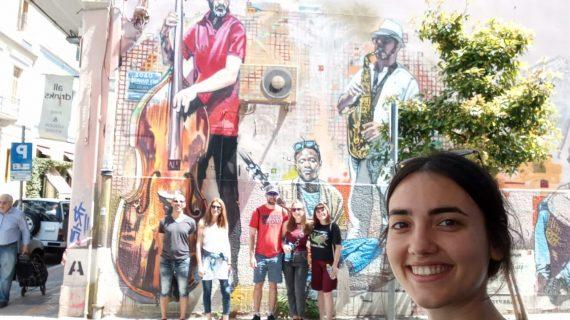 """""""גרפודיז""""- סיור גרפיטי ואומנות רחוב באתונה (הגרסה """"הממוקדת"""")"""